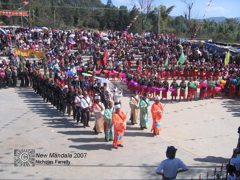A Manau dance