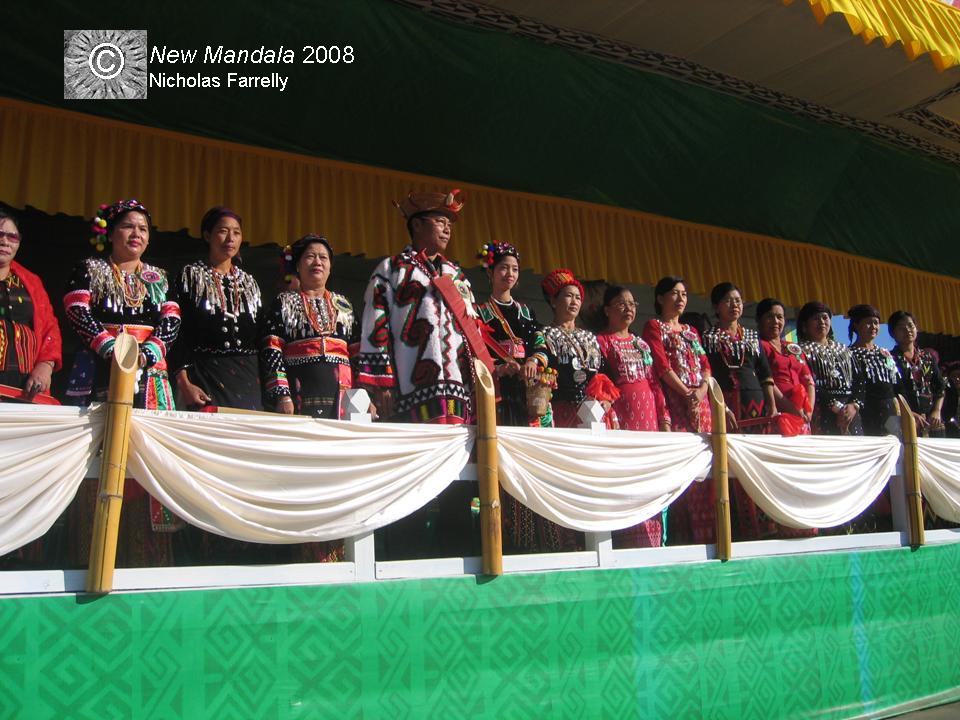 Burmese Army Northern Commander, Major General Ohn Myint