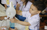 From The Bangkok Post: His Royal Highness Prince Teepangkorn Rasmichoti took part in a scientific activity at Chitralada School on the occasion of the National Science Day on August 18. […]