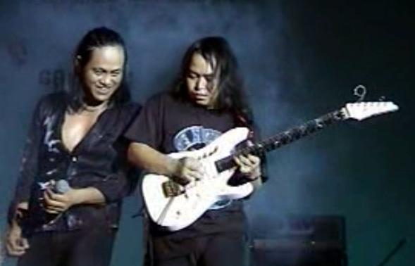Lay Phyu & Chit San Maung