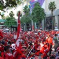 Grant Evans analyses the role of Lao citizens who support Thailand's Red Shirt movement