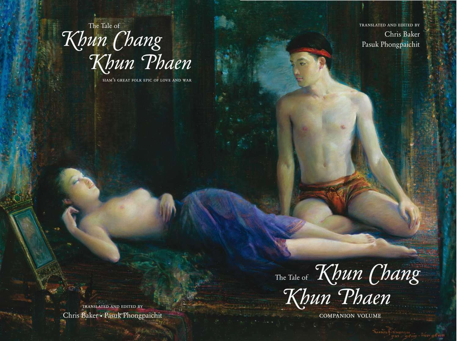 Introducing The Tale of Khun Chang Khun Phaen, Siam's folk epic of love and war 2.00-3.30 PM, Tuesday 27 September...