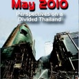 Hot off the press, this new book on Thailand's recent political upheavals will shed light on the events of May 2010. Published by the Institute of Southeast Asian Studies in […]