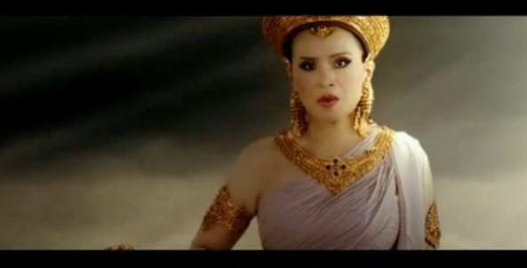 Princess Ubolratana in Queen Jamadevi - New Mandala