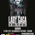 Bangkok went ga-ga this weekend after 50,000 screaming fans filled Rajamangala Stadium in Lady Gaga's first concert in Thailand. This was the biggest concert held by any international artist in […]
