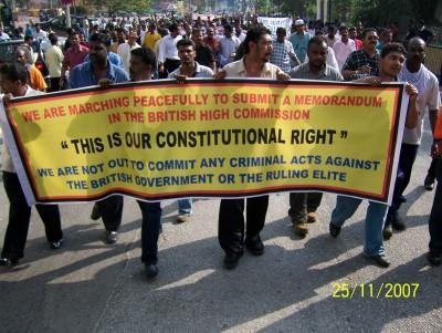 HINDRAF Rally 2007