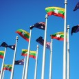 Nicholas Farrelly writes that national flags are often considered sacred and thus eternal. But they can change.