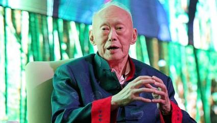 Lee Kuan Yew 2013