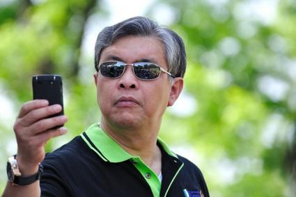 Ahmad Zahid Hamidi UMNO