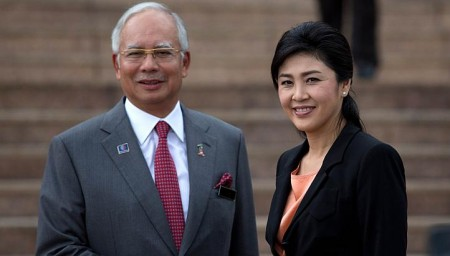 Najib and Yingluck