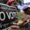 Regular New Mandala contributor Aim Sinpeng analyses anti-election tactics in recent Thai history