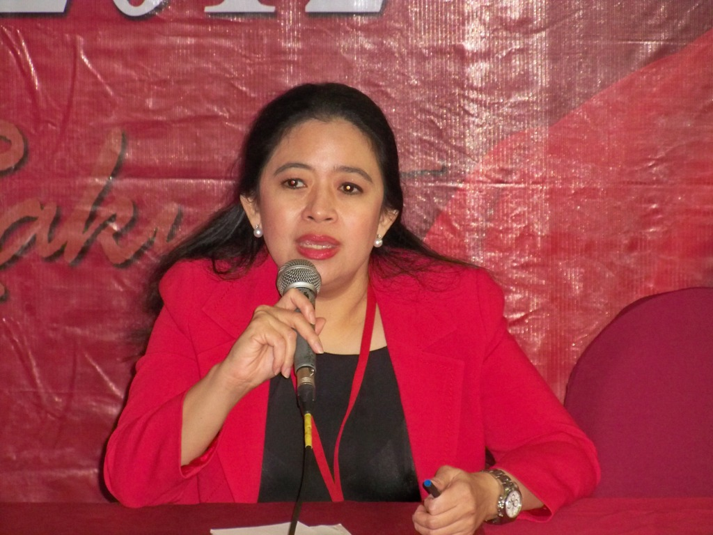 Will Megawati's daughter Puan Maharani miss out on her promised position as speaker?