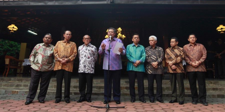 SBY's rainbow coalitions weren't the only reason reform stagnated.