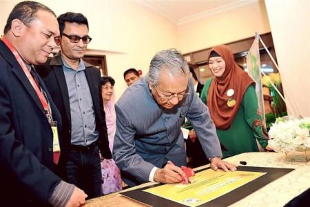 Mahathir IIS