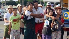 Matt Schissler reports on student protests, violence and social media in Yangon.