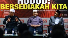 An interesting event discussing the implementation of Hudud in Malaysia.
