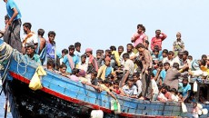 How Australia's 'stop the boats' policy is prolonging the Rohingya's suffering.