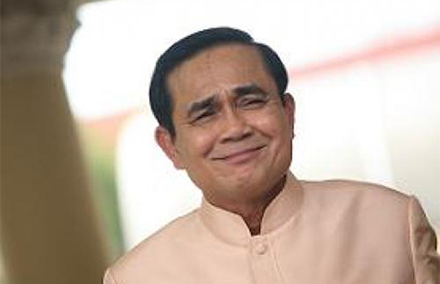 Prayuth's leadership hasn't put a smile on everyone's face.