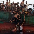 Religious based ethno-nationalism used to oppress minority group, argues Kyaw Win.