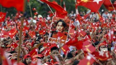 A hopeful but divided country emerges from Myanmar's 2015 polls.