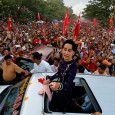 Why the region should welcome Aung San Suu Kyi and Myanmar's new government.