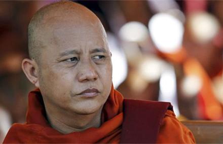 Ma Ba Tha leader Ashin Wirathu. Photo: BBC
