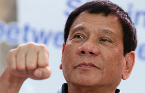 Why presidential candidate Rodrigo Duterte is a danger to democracy.