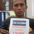 Freedom of the press is under threat with case against local reporter.