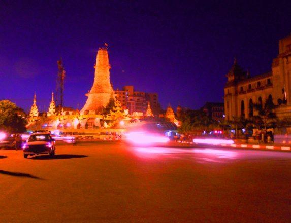 Booming Burma