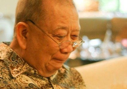 Chin Peng died in Bangkok on September 16, 2013. – Picture by Debra Chong, Photo source My News Yahoo