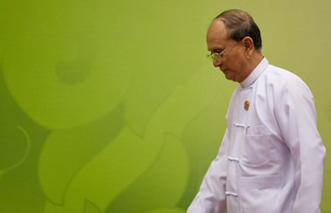 MYANMAR-ASEAN-DIPLOMACY