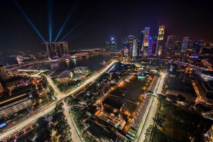 Singapore GP - Image by chensiyuan