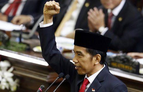 INDONESIA NEW PRESIDENT