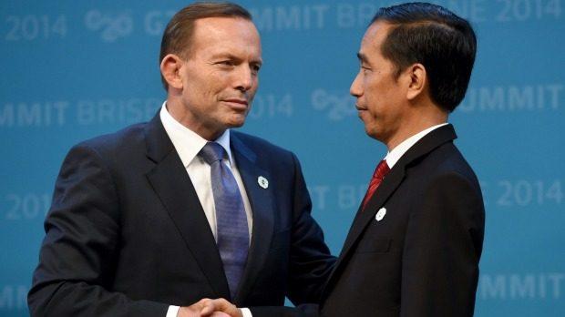 Abbott+Jokowi