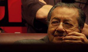 Mahathir-shadow