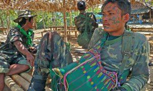 Myanmar-Karen-soldier