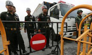 Thai-military-police