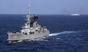Indonesia frigate