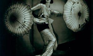 Ruth St Denis in a Burmese solo dance (Standard).jpg
