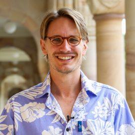 Gerhard Hoffstaedter, Guest Contributor