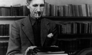 george-orwell-writing