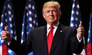 Trump-thumbsup