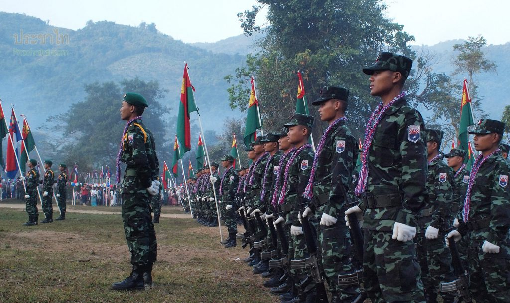Explaining the roots of KNU power struggles - New Mandala