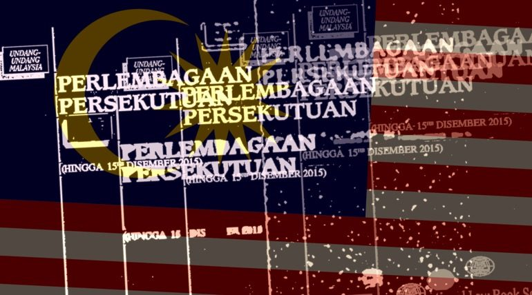 The Story Of Malaysia Through Its Constitution New Mandala