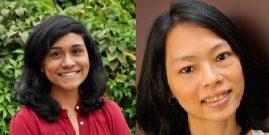 Hema Preya Selvanathan and Khoo Ying Hooi