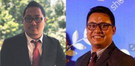 Riyad Anwar and Aung Kyaw Moe