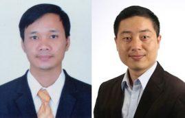 Bunly Soeung and SungYong Lee