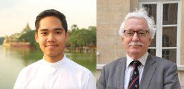 David Camroux and Alex Aung Khant